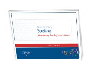 Level 1 Spelling (American)